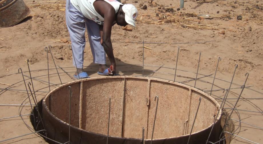 Benín Pozo