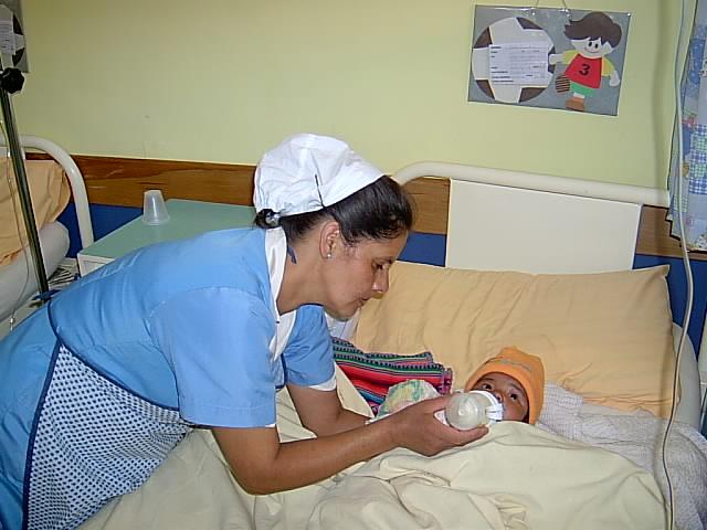 Unidad Desnutridos Comarapa: SED