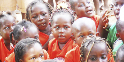 Niños liberia